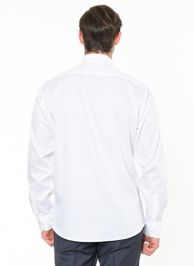Altınyıldız Classics Uzun Kollu Klasik Gömlek Beyaz